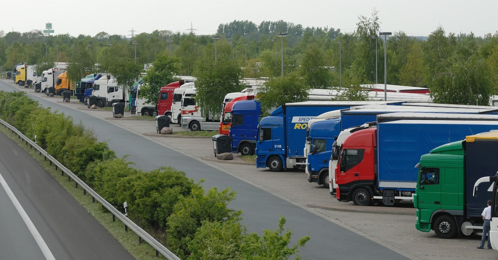 conductores camiones
